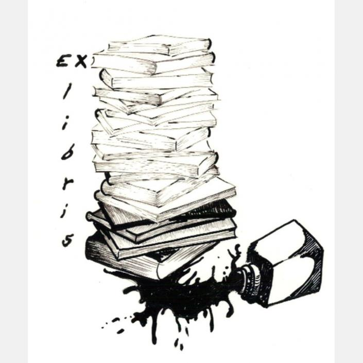 Ex libris – Book plates