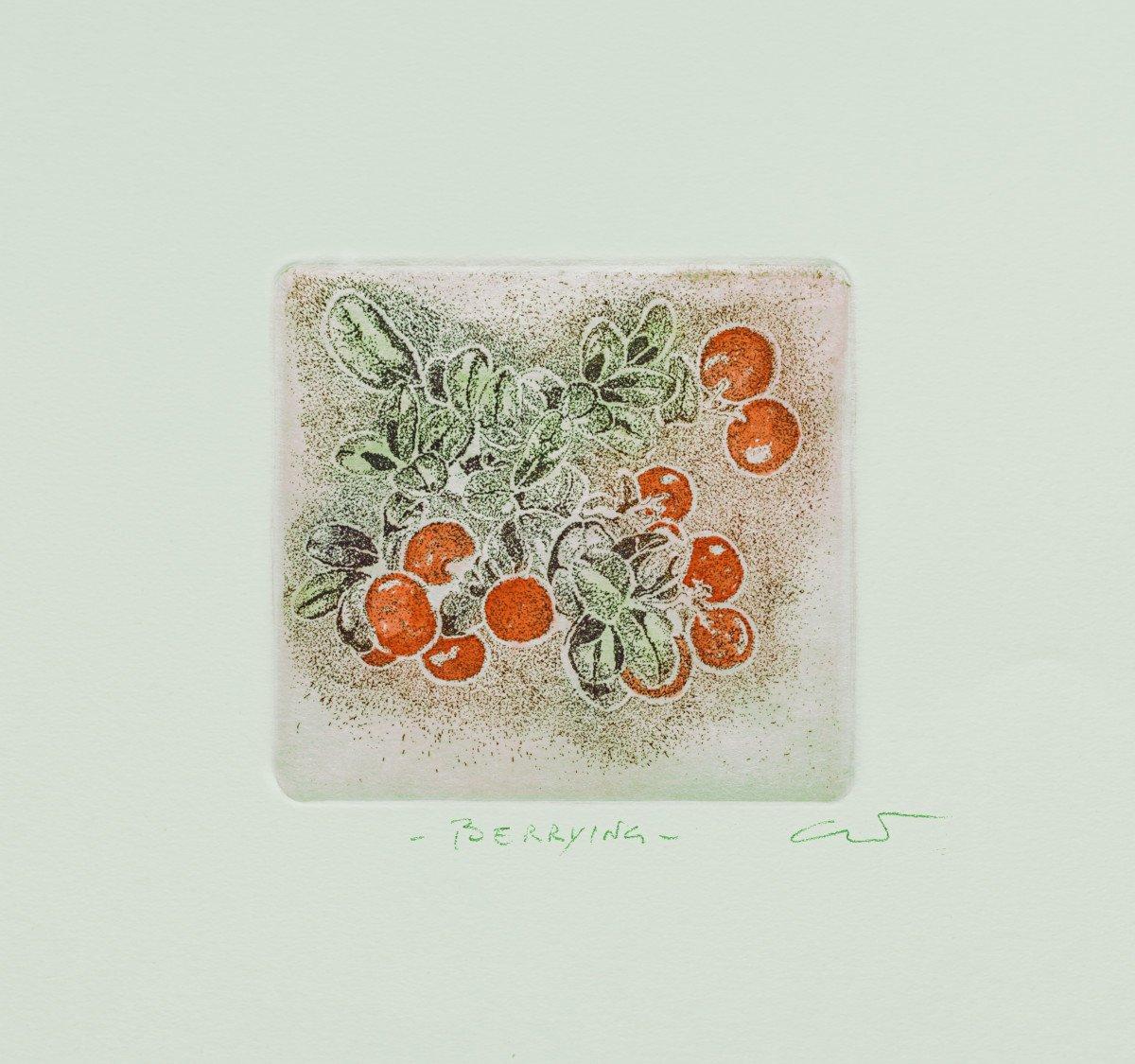 Berrying: TyttebærB
